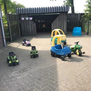Kinderopvang 't Heikantje | Pinkjes groep